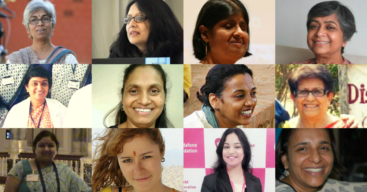 14 Bold Women Transforming Social Development in India