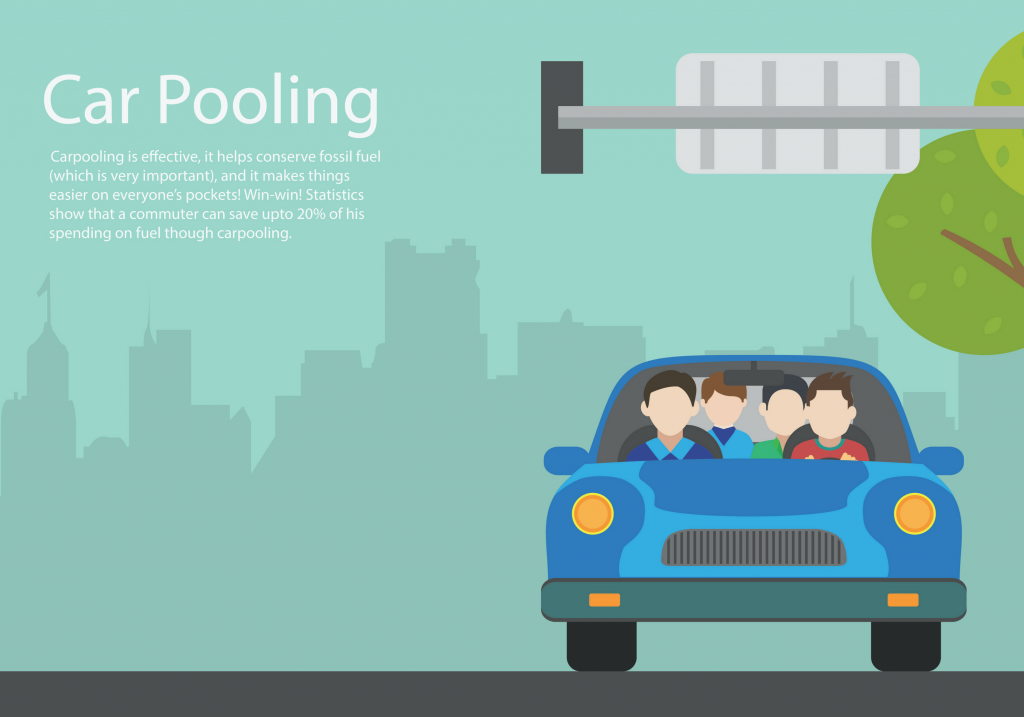 Car Pool, Car share