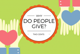 Why do people give?