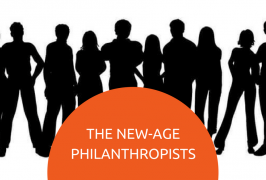 Raising funds from the new-age (Web 2.0) Philanthropist
