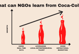 Can an NGO's strategy borrow elements from Coca-Cola?